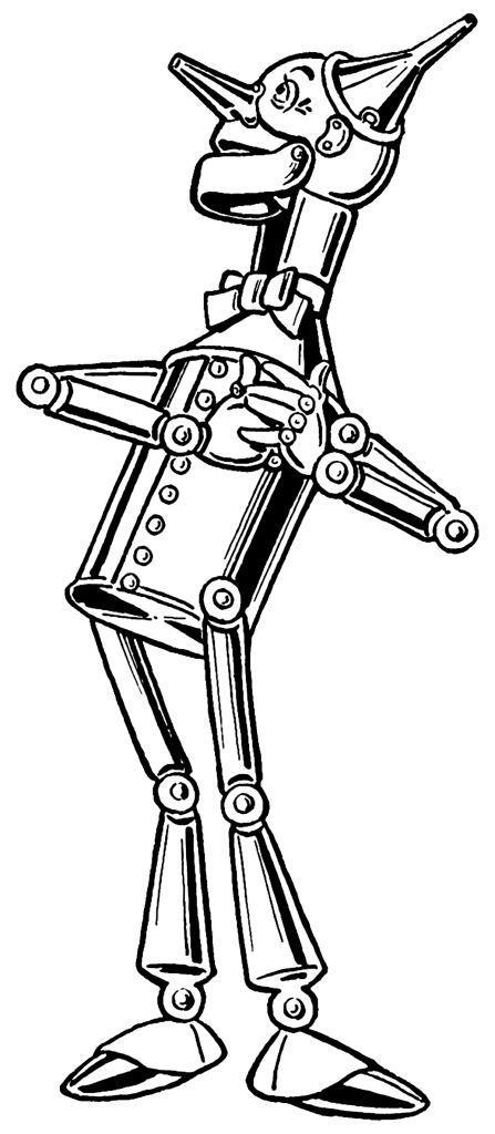 Tin Man Denslow - Copy