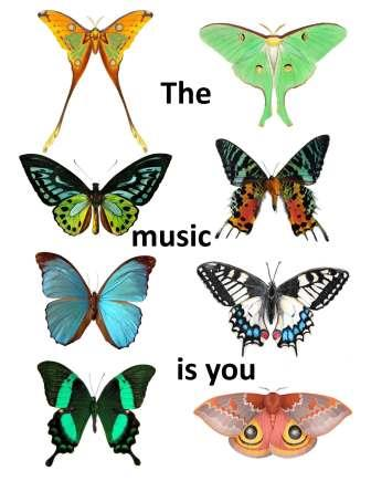 Music Is You eleg sbwe book cover only